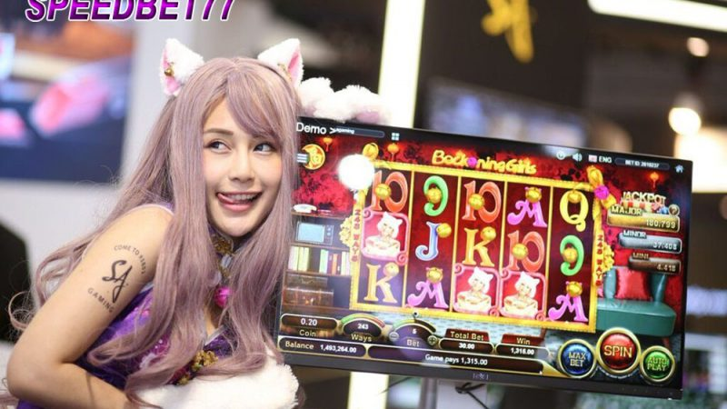 Game Lucky God Di Agen Slot Indonesia Terpercaya